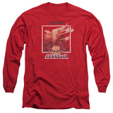 Long Sleeve: ZZ Top- Deguello Cover Long Sleeves