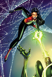 Spider-Woman No. 6 Cover Art Featuring: Spider Woman, Super Adaptoid Prints by J. Scott Campbell