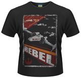 Star Wars- Rebel Squadron T-Shirts