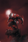 Spider-Man 2099 No. 10 Cover Art Featuring: Spider-Man 2099 Prints by Francesco Mattina