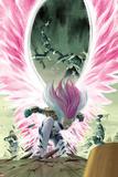 New Avengers No. 13 Cover Art Featuring Songbird Prints by Julian Totino Tedesco