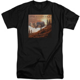 Weezer- Alright In The End Album Cover (Big & Tall) Shirts