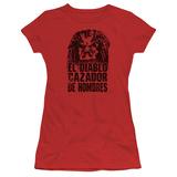 Juniors: Predator- El Diablo Cazador Shirt