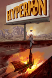 Hyperion No. 3 Cover Art Featuring: Hyperion, Marcus Milton Photo by Dan Panosian
