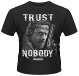 The Walking Dead- Trust Nobody T-Shirts