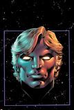 The Infinity Entity No. 4 Cover Art Affiches par Alan Davis