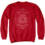 Crewneck Sweatshirt: ZZ Top- Texicali Demon Shirts