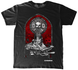The Walking Dead- Daryl Stained Glass Shirts