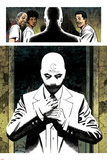 Moon Knight No. 2 Panel Featuring: Moon Knight, Mister Knight Posters by Greg Smallwood