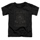 Toddler: The Word Alive- Show No Mercy Stamp T-Shirt