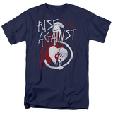 Rise Against- Blood Eagle T-shirts