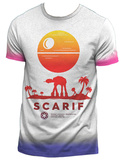 Star Wars: Rogue One- Scarif Imperial Travel Tshirts