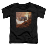 Toddler: Weezer- Alright In The End Album Cover Shirts