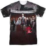 Rocky Horror Picture Show- Annual Conventional Strut T-Shirt