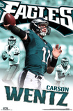 NFL: Philadelphia Eagles- Carson Wentz Prints