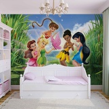 Disney Fairies - Group - Vlies Non-Woven Mural Vægplakat