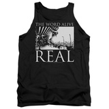 Tank Top: The Word Alive- Real Tour Tank Top