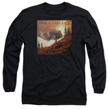 Long Sleeve: Weezer- Alright In The End Album Cover T-Shirt