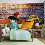 Disney Cars - Coliseum Fototapeta