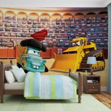 Disney Cars - Coliseum - Duvar Resimleri