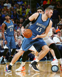 Cole Aldrich 2016-17 Action Photo