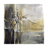 Bare Tree Poster by Terri Burris