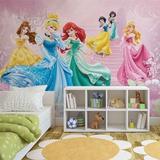 Disney Princesses - Ballroom Sparkle - Vlies Non-Woven Mural Mural de papel pintado