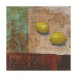 Lemons from Paris II Posters by Carol Black