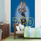 Disney Zootropolis - Judy Hopps Vægplakat i tapetform