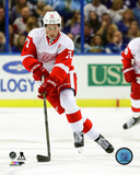 Dylan Larkin 2016-17 Action Photo