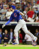 Kris Bryant Home Run Game 6 of the 2016 World Series Photo