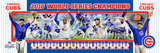 Chicago Cubs 2016 World Series Champions Photoramic Photo