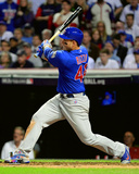 Anthony Rizzo RBI Single Game 7 of the 2016 World Series Photo