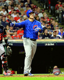 Anthony Rizzo Home Run Game 6 of the 2016 World Series Photo