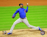 Aroldis Chapman Game 7 of the 2016 World Series Photo