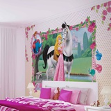 Disney Sleeping Beauty - Aurora Beautiful Dreams Vægplakat i tapetform
