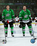 Jamie Benn & Tyler Seguin 2016-17 Photo
