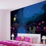 Disney The Princess and the Frog - Bayou - Vlies Non-Woven Mural Bildtapet