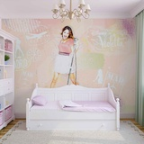 Disney Violetta - Microphone - Vlies Non-Woven Mural Tapettijuliste