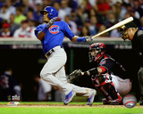 Addison Russell Grand Slam Game 6 of the 2016 World Series Photo