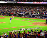 Mike Montgomery Game 7 of the 2016 World Series Photo