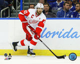 Henrik Zetterberg 2016-17 Action Photo