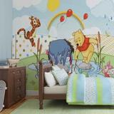 Disney Winnie the Pooh - At the Pond - Duvar Resimleri