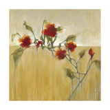 Hibiscus Blooms Prints by Terri Burris