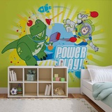 Disney Toy Story - Buzz and Rex - Vlies Non-Woven Mural Bildtapet