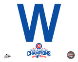 Cubs W 2016 World Series Champions Photo