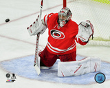Cam Ward 2016-17 Action Photo