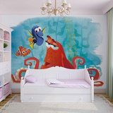 Disney Finding Dory - Watercolor Hank - Duvar Resimleri