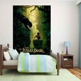 Disney The Jungle Book - Mowgli & Bagheera - Vlies Non-Woven Mural Vlies Wallpaper Mural