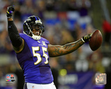 Terrell Suggs 2016 Action Photo